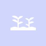 草刈りのアイコン