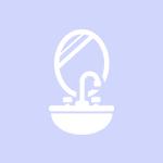 洗面所清掃のアイコン