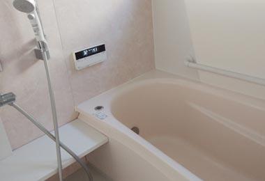 浴室清掃の画像