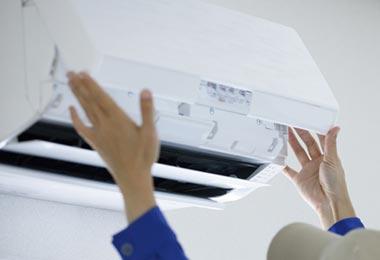 エアコン洗浄の画像